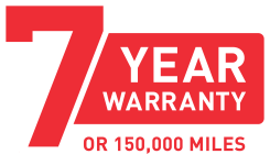 SsangYong 7 Year Warranty